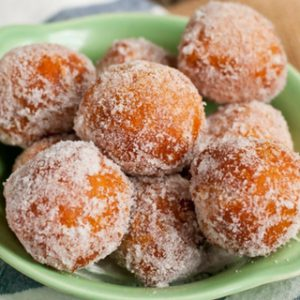Copy Cat Asian Buffet Style Donuts (3 Ingredients!)