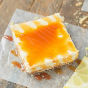 Arnold Palmer Cheesecake Bars