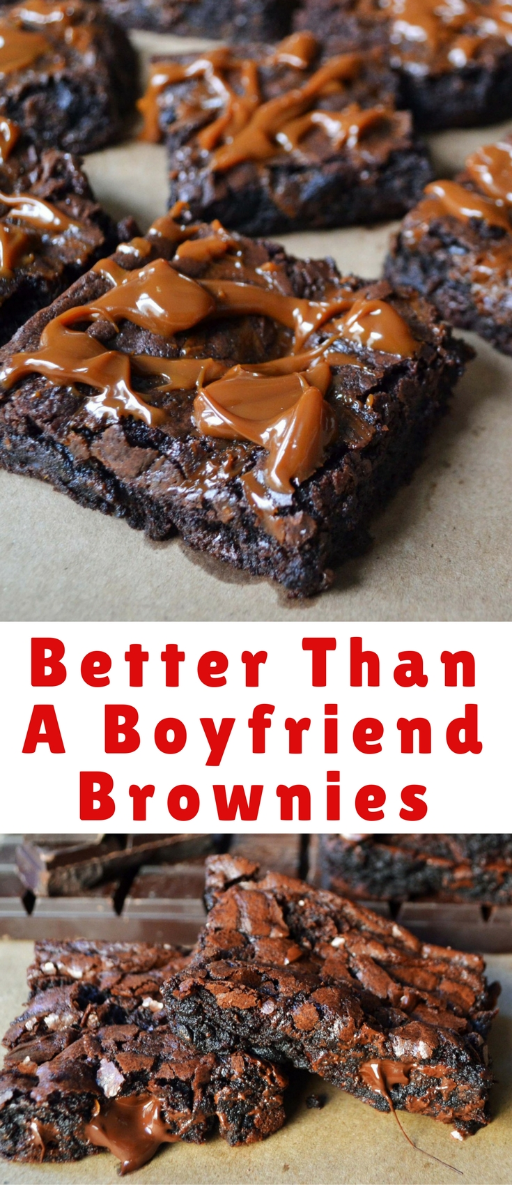 Here it is… your foolproof, satisfy your chocolate cravings, ultimate chocolate chunk brownie recipe.