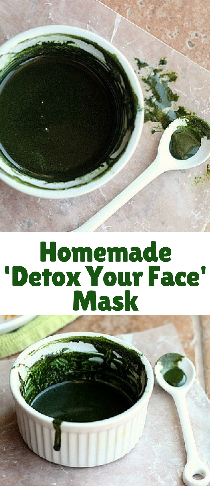 Masks are really where it's at for skin! By leaving these nutrients on, the skin has time to absorb what it needs to make you look and feel beautiful!