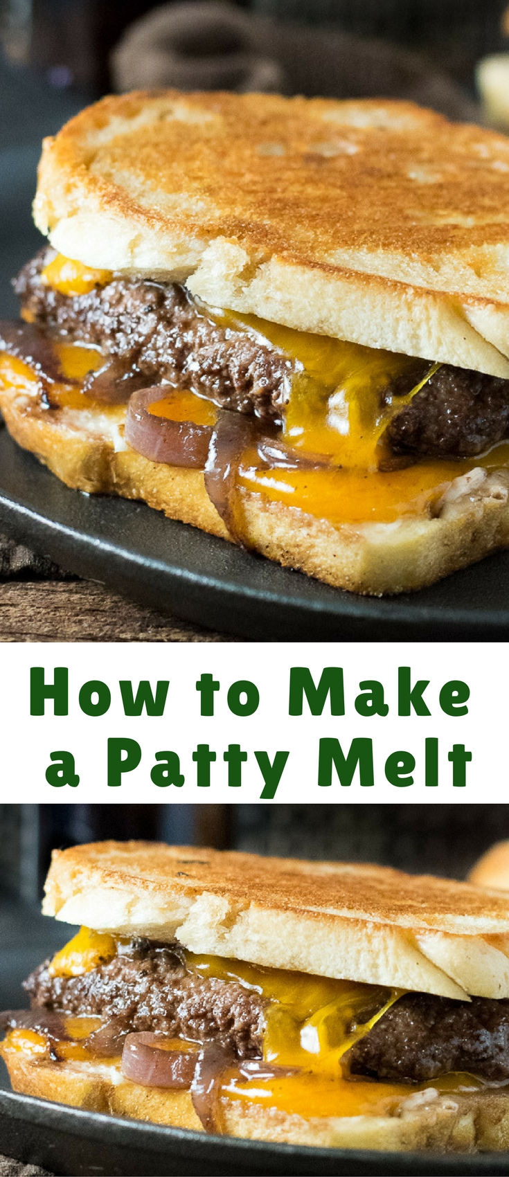 Read this to learn how to make a Patty Melt and you'll soon be slinging out juicy burgers from your kitchen like a short order cook, whenever the craving hits!