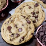 The WORST EVER Chocolate Chip Cookies
