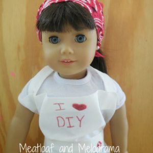 DIY American Girl Doll Outfit