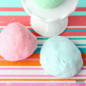 Lush Fun Copycat Bubble Bath Play Dough Recipe