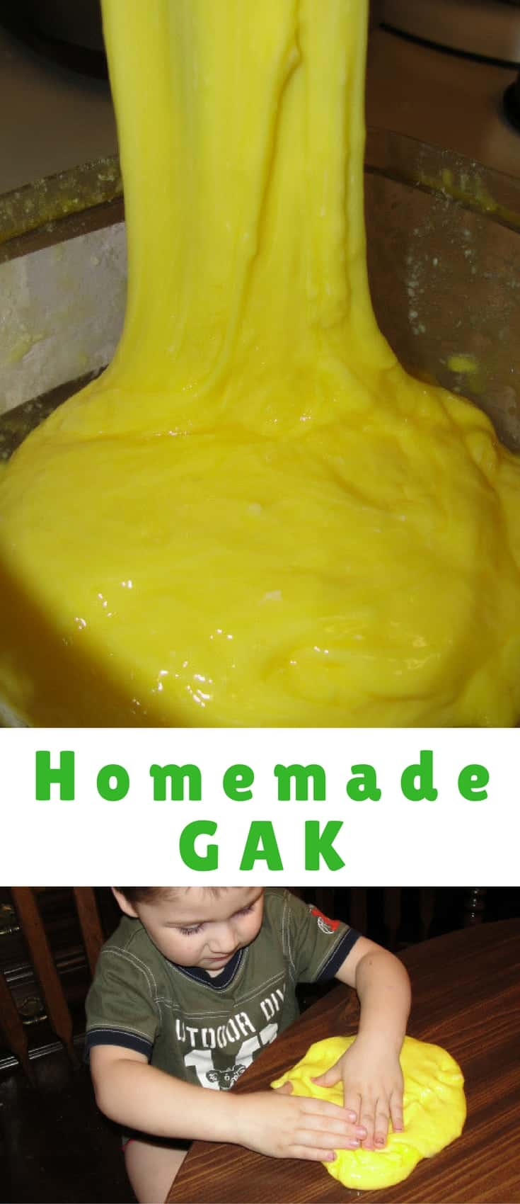 How many others remember Nickelodeon, both their TV shows and their products, vividly from their childhood? Gak was one of my favorites. I vividly remember the 'fart' noises it made when squished, and the way my parents cringed at the thought. It stretched, it squished, it oozed.