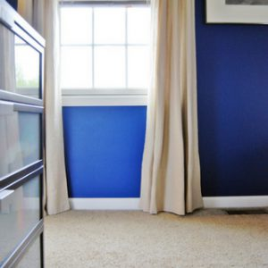 A Simple DIY Method for Hemming Curtains