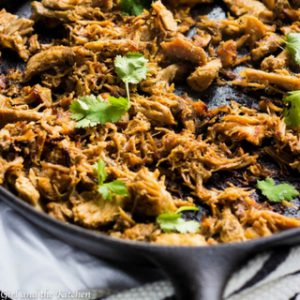 Mexican Instant Pot Pulled Pork (Carnitas)