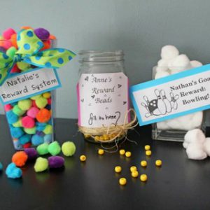 Kids Positive Reward System