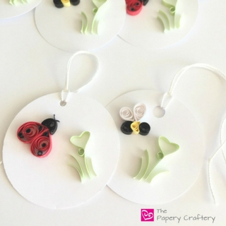 Love Bug Gift Tags