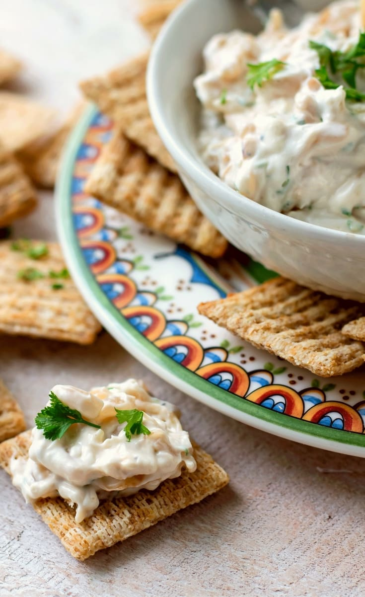 Caramelized Onion Dip…not just a keeper, this one's a must try, Enjoy!