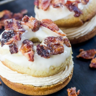 Elvis Donut Sandwiches (A Crazy Fun Spin on Elvis's Favorite Treat)