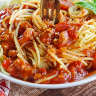 Meat Lover's Tomato Sauce