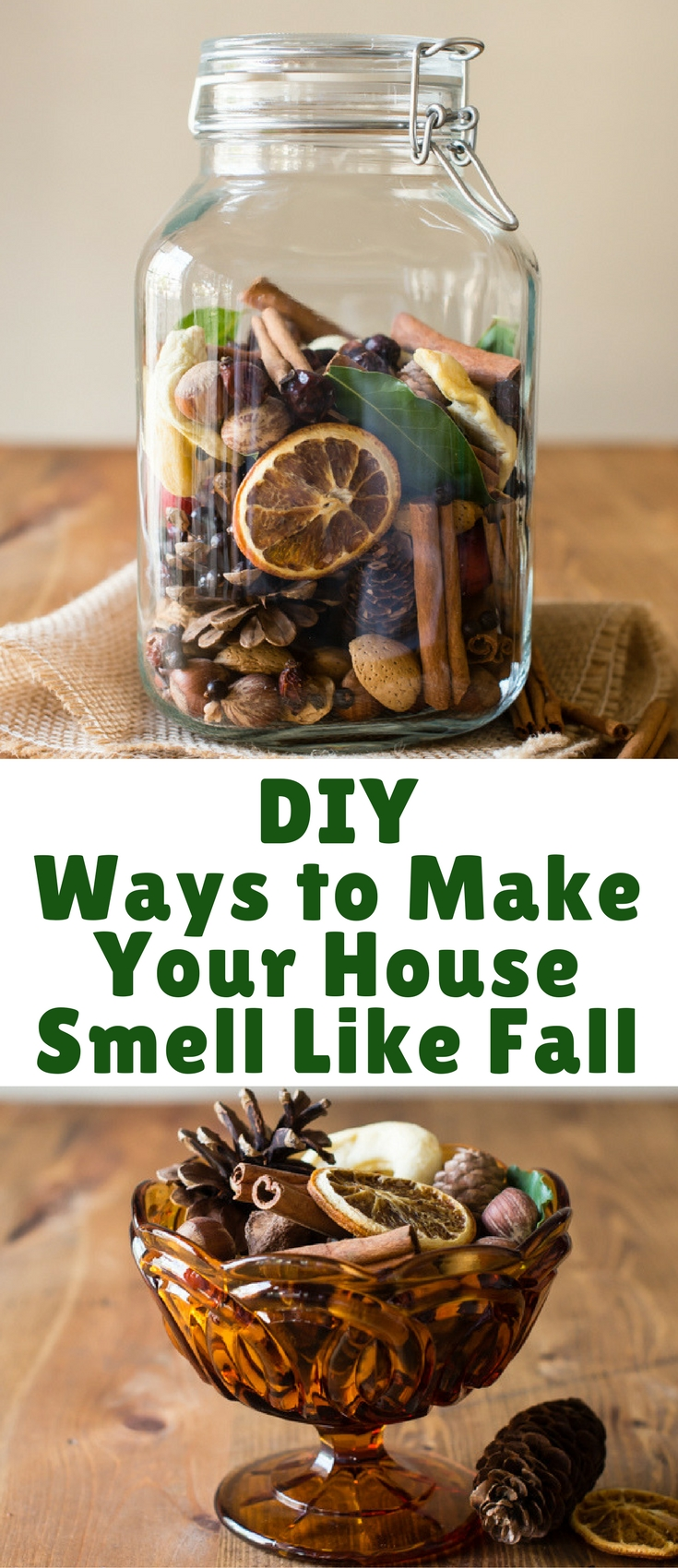 3 Easy Diy Ways To Make Your House Smell Like Fall