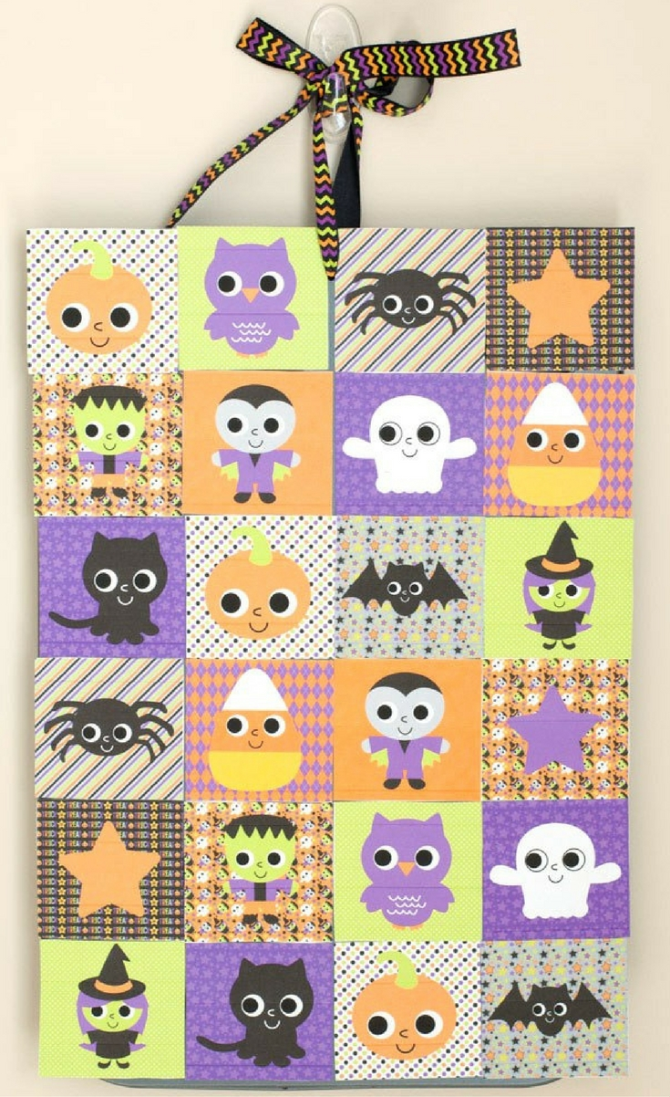 Create a new family tradition and celebrate the season with this Muffin Tin Halloween Countdown Calendar.