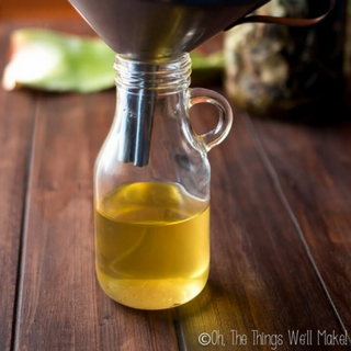 Why and How to Make Aloe Oil