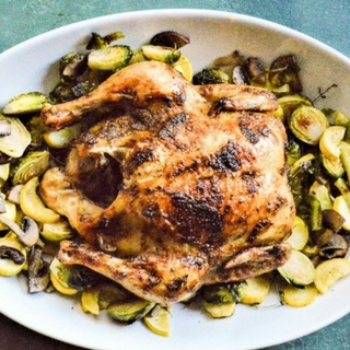 California Citrus Whole Roasted Chicken