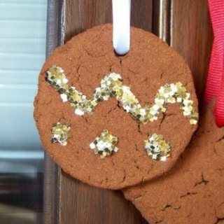 Cinnamon Ornaments: An Easy Christmas Project