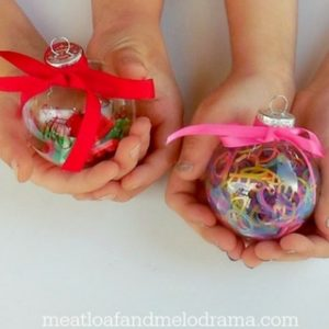 Easy Ornaments for Kids to Make