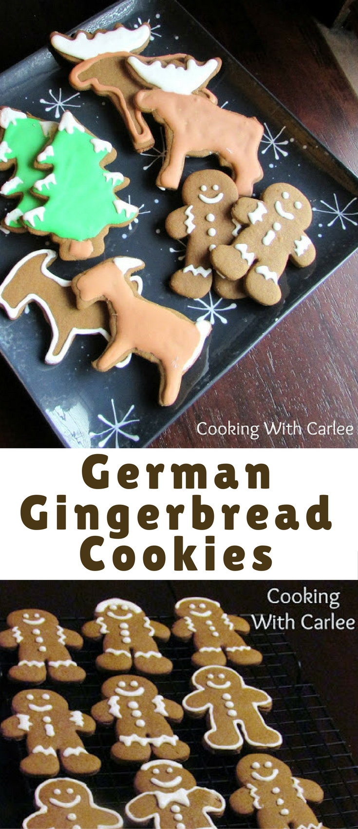 German Gingerbread Cookies Blogger Bests