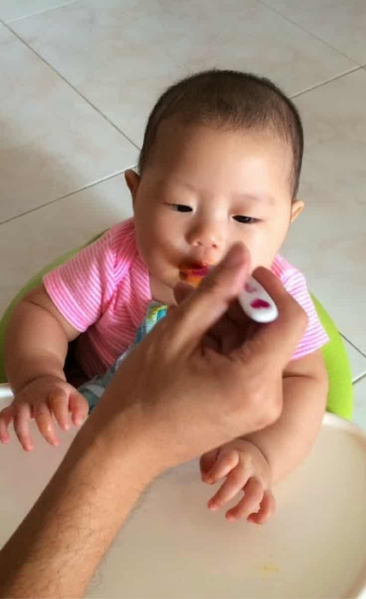 Have a fun time planning and preparing for your baby's first food! It's really a joy to see our little babies start eating - a major milestone.