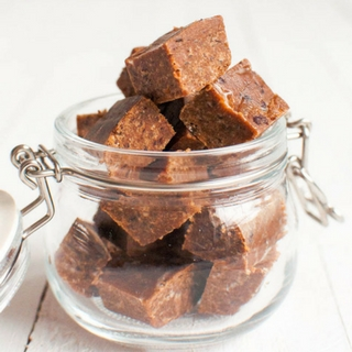 Licorice Fudge