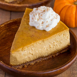 Ultimate Pumpkin Cheesecake
