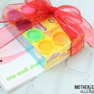 Counting Activities With Play Dough Activity Mats
