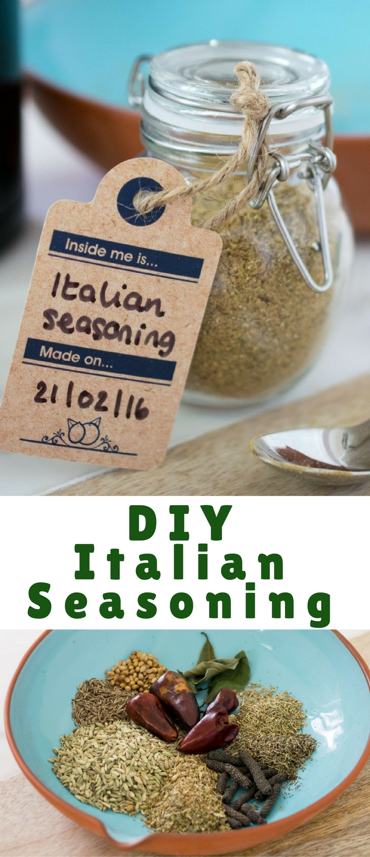 A blend of herbs and spices which together, bring a little Italian flare to your cooking. Try sprinkling it on meat, using a little in your ragu or meatballs and so much more.
