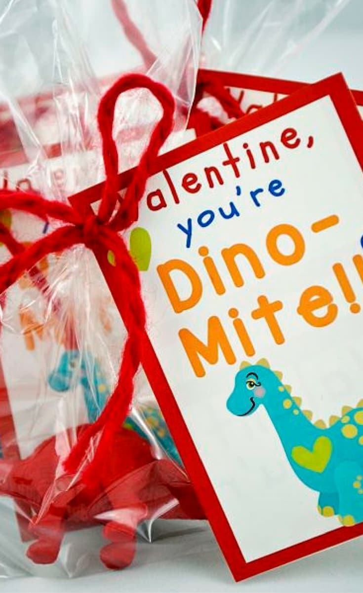 "With boys in the house, we are always on the hunt for fun, not ""girly"" (in the words of my five year old), and cool Valentine's to hand out."