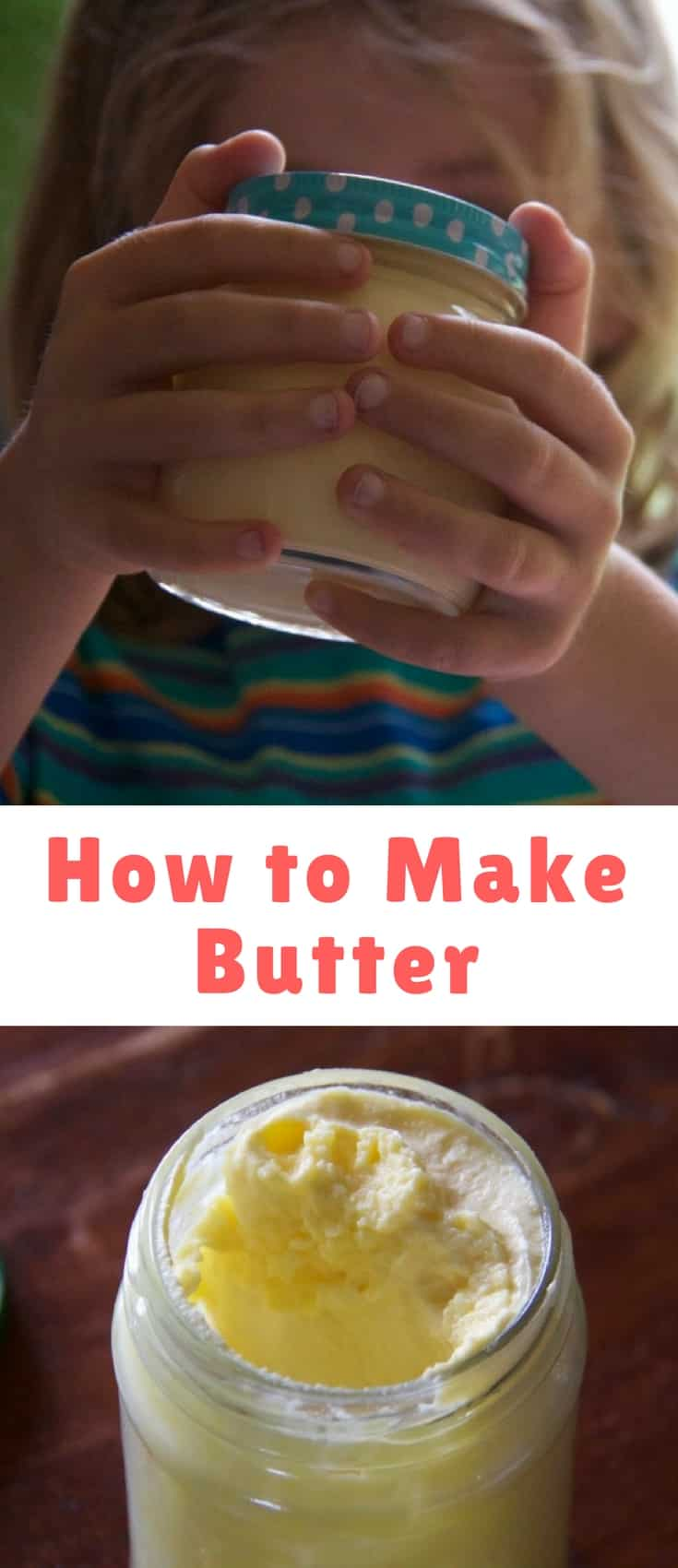 This week saw me tagging along with the Little Sister to kindergarten to teach her kindy mates how to make butter.