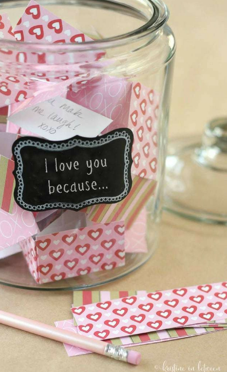 I've been thinking about a cute little craft idea that I could make and share with you for Valentine's Day. Of course, there are a million and a half adorable ideas for this time of year, but I knew I wanted something that was both meaningful and crafty.